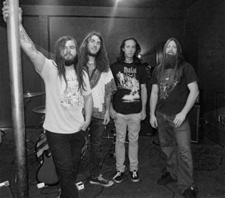 Black Wizard Continue On with New Guitarist; Drummer Forced to, Um, Sell Limousine
