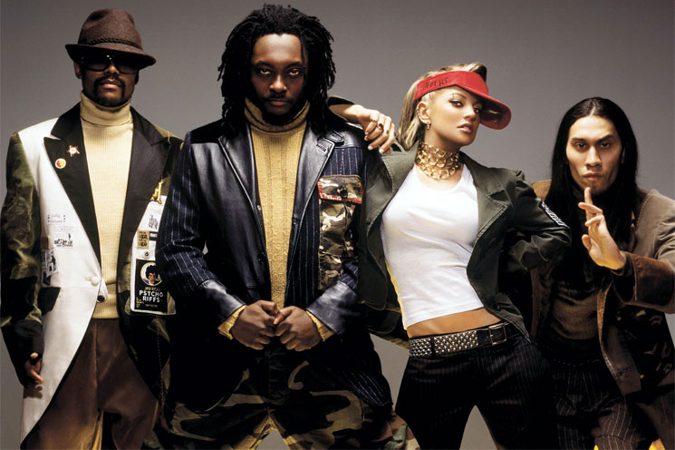 Will.i.am Says Fergie Left the Black Eyed Peas