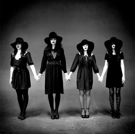 The Black Belles Plot Jack White-Produced Debut Album