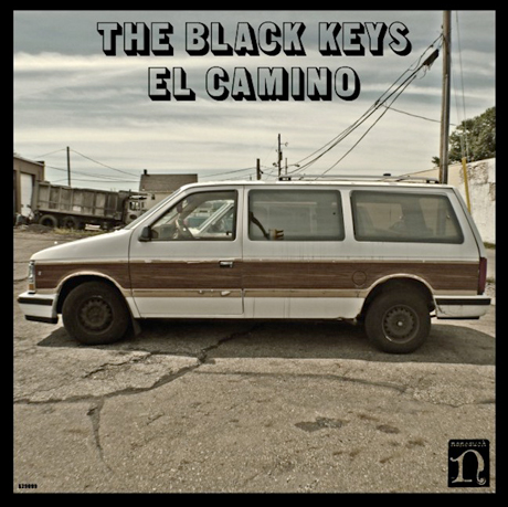 The Black Keys 'El Camino' sampler