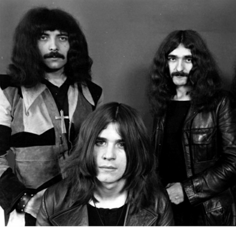 Beefs 2012: Black Sabbath Try to Change History by Cutting Bill Ward from All Promo Shots