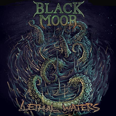 Black Moor 'Lethal Waters' (album stream)