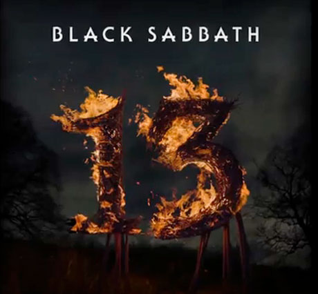 Black Sabbath Unveil '13' Cover Art, Tease New Song