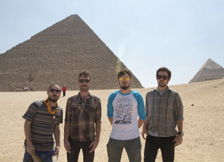 Black Lips Join Forces with Black Keys' Patrick Carney for 'Arabia Mountain' Follow-Up