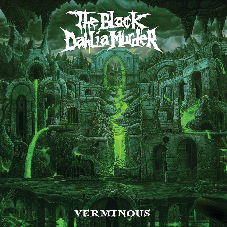 The Black Dahlia Murder's 'Verminous' Adds Old School Metal to the Mix