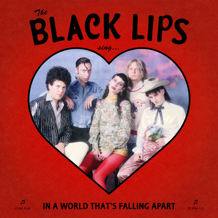 Black Lips Ready New Album 'Sing in a World That's Falling Apart'