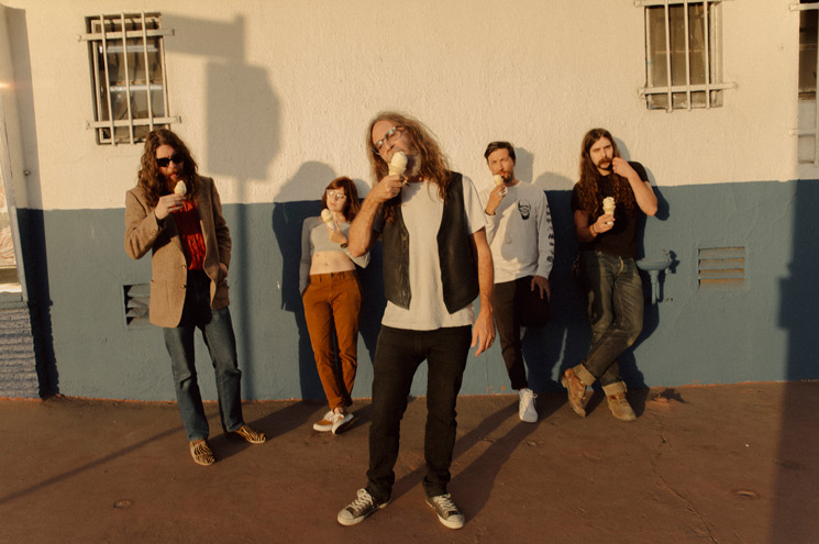 "Black Mountain Deliver New Song ""Licensed to Drive"""