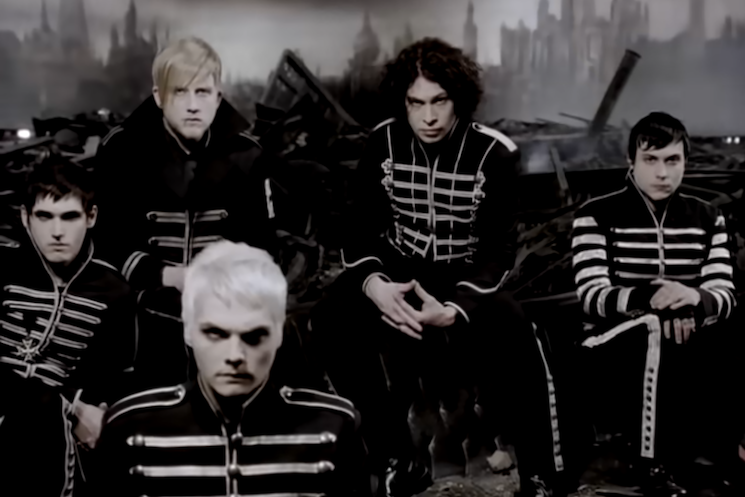 My Chemical Romance Postpone Reunion Tour Until 2022