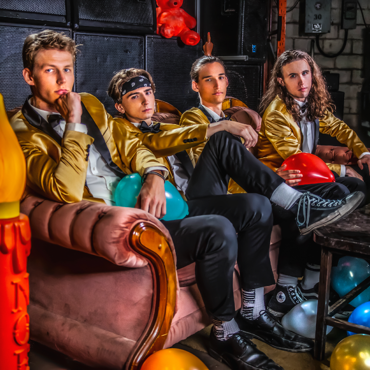 Rising Canadian Rockers Black Pontiac Release 'Soda Pop Rock' Music Video, Announce Livestream Concert