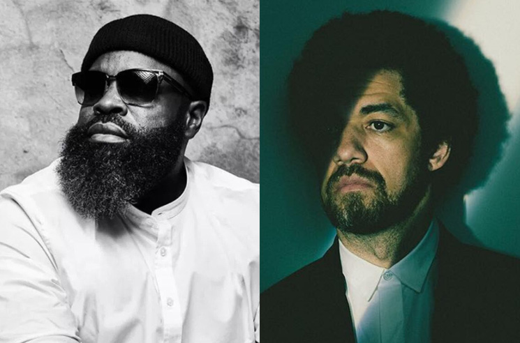 Black Thought and Danger Mouse Plot 'Dangerous Thoughts' Album
