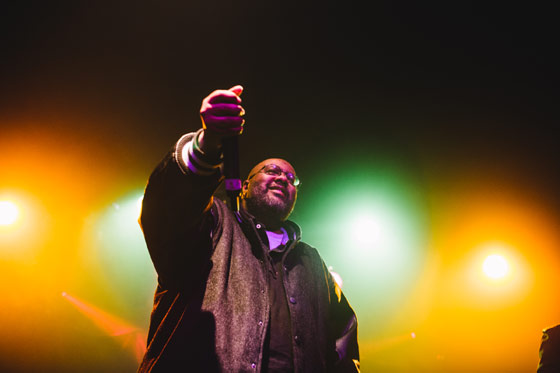 Blackalicious / SirReal / Curtis C Sugar Nightclub, Victoria BC, January 14