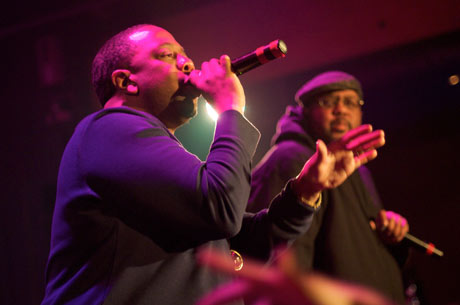 Blackalicious Fortune Sound Club, Vancouver, BC, February 3