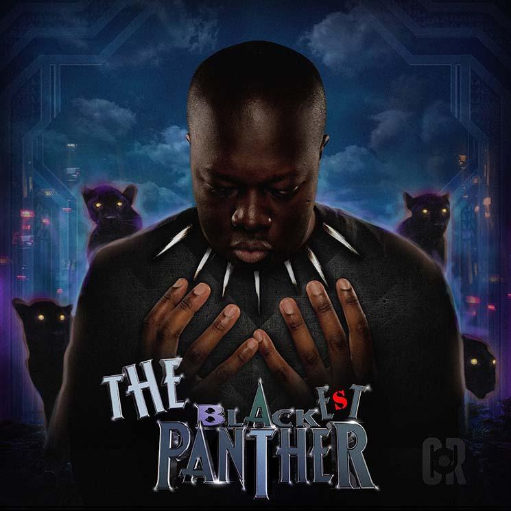 Arthur Simeon The Blackest Panther