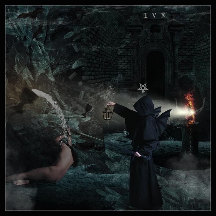 Black Grail Misticismo Regresivo