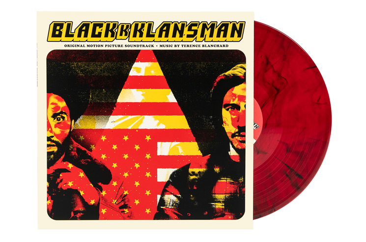 Spike Lee's 'BlacKkKlansman' Soundtrack Gets Deluxe Vinyl Release