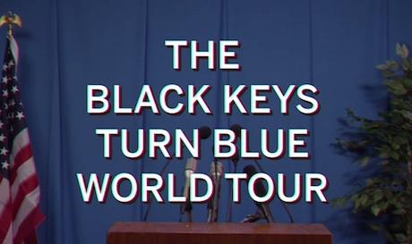 The Black Keys Announce World Tour