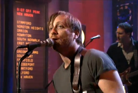 The Black Keys Live on 'SNL'