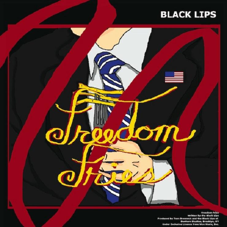 Black Lips 'Freedom Fries'