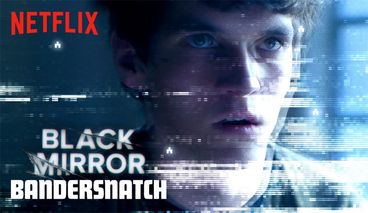 Netflix Hit with Trademark Lawsuit over 'Black Mirror: Bandersnatch'