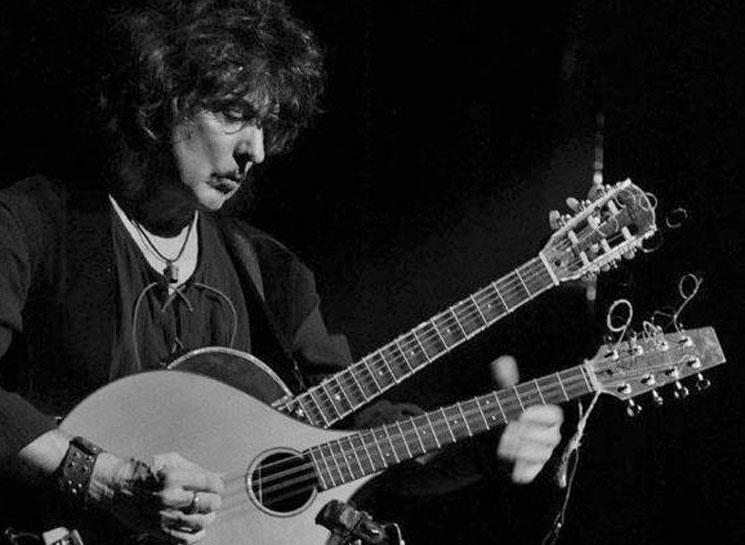 Ritchie Blackmore Sues over Deep Purple Royalties