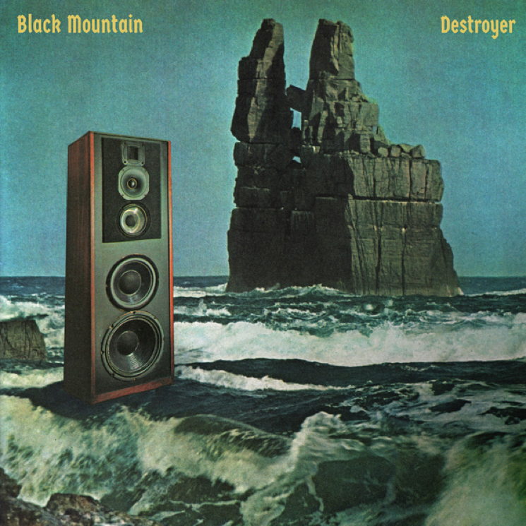​Black Mountain Reveal 'Destroyer' LP, Share 'Future Shade'
