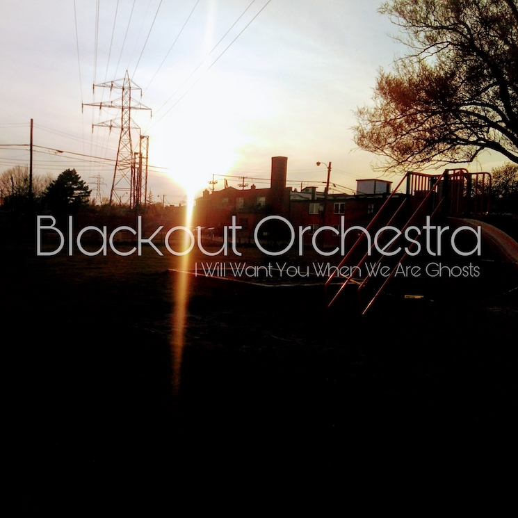 Toronto's Blackout Orchestra Announces Debut Album