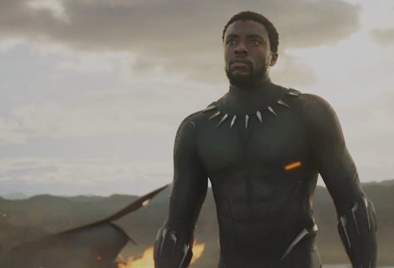 Here's the First Trailer for Marvel's 'Black Panther'