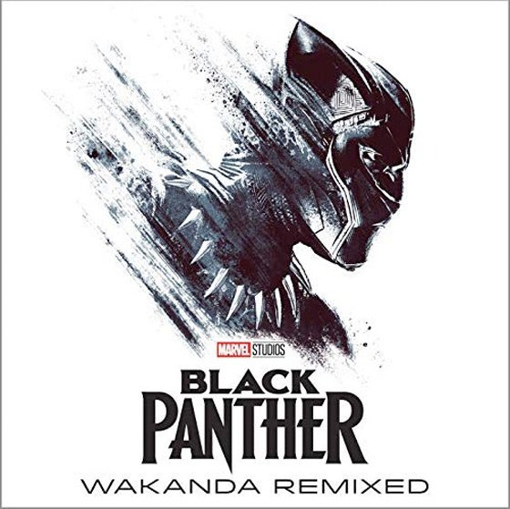'Black Panther' Gets New Spinoff Soundtrack