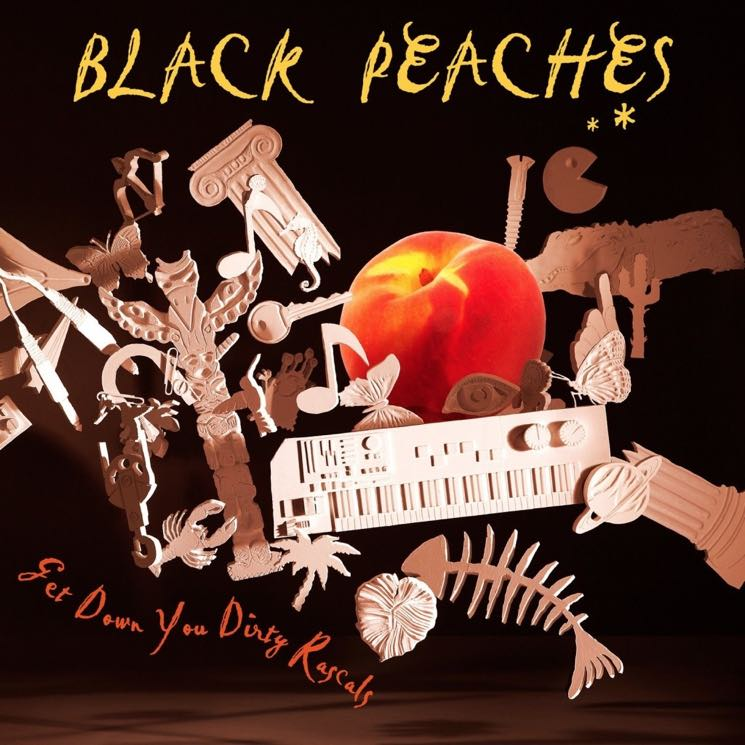 Black Peaches Get Down You Dirty Rascals