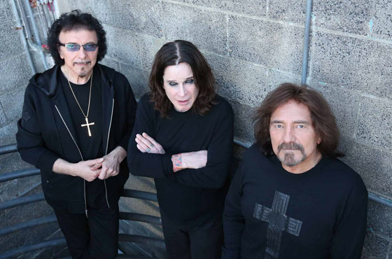 Black Sabbath Pull Out of Farewell Appearance at Ozzfest Japan