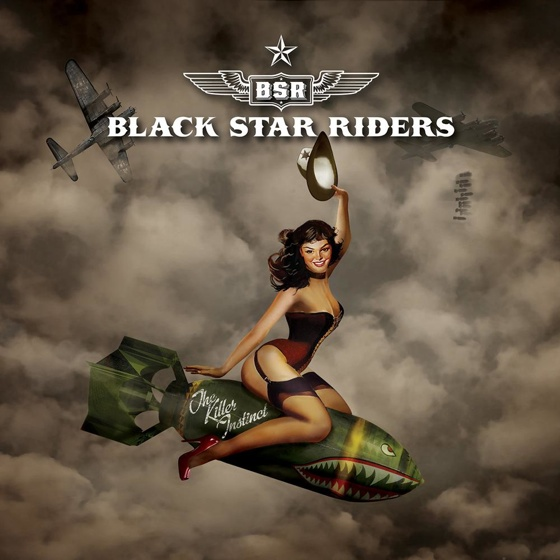 Black Star Riders The Killer Instinct