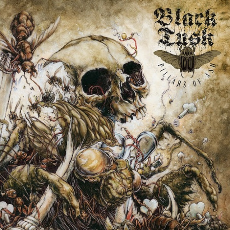 Black Tusk Reveal 'Pillars of Ash'