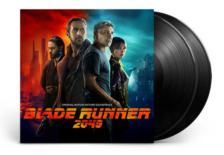 'Blade Runner 2049' Soundtrack Gets Limited Vinyl Release