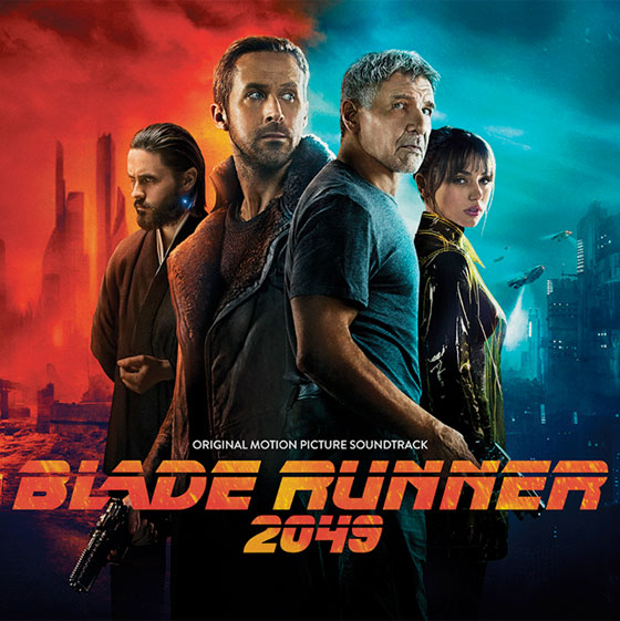 The 'Blade Runner 2049' Soundtrack Is Out Thursday