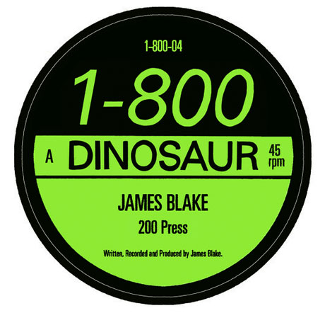 "James Blake Officially Announces ""200 Press"" Single"