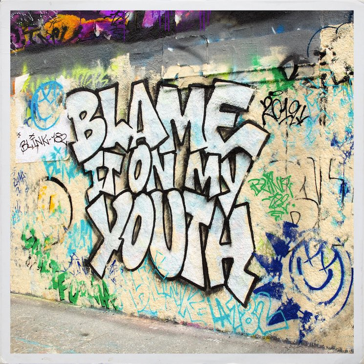 "​Stream Blink-182's New Song ""Blame It on My Youth"""