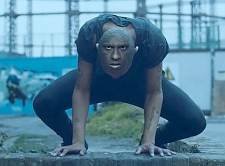 "Mykki Blanco ""The Initiation"" (video)"