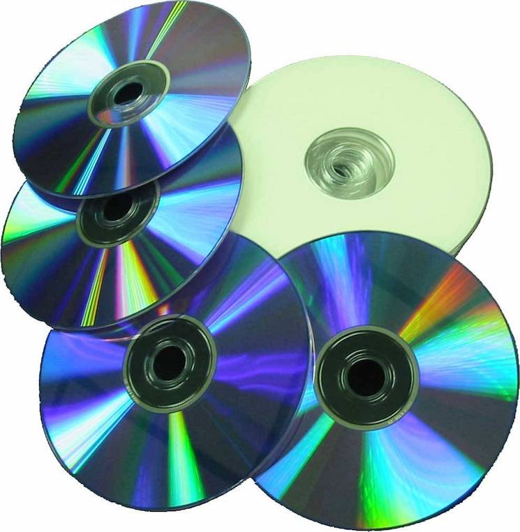 If You Know How to Burn a CD, You're Probably Old