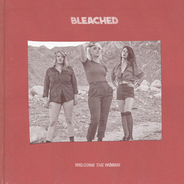 Bleached 'Welcome the Worms' on New LP, Announce North American Tour