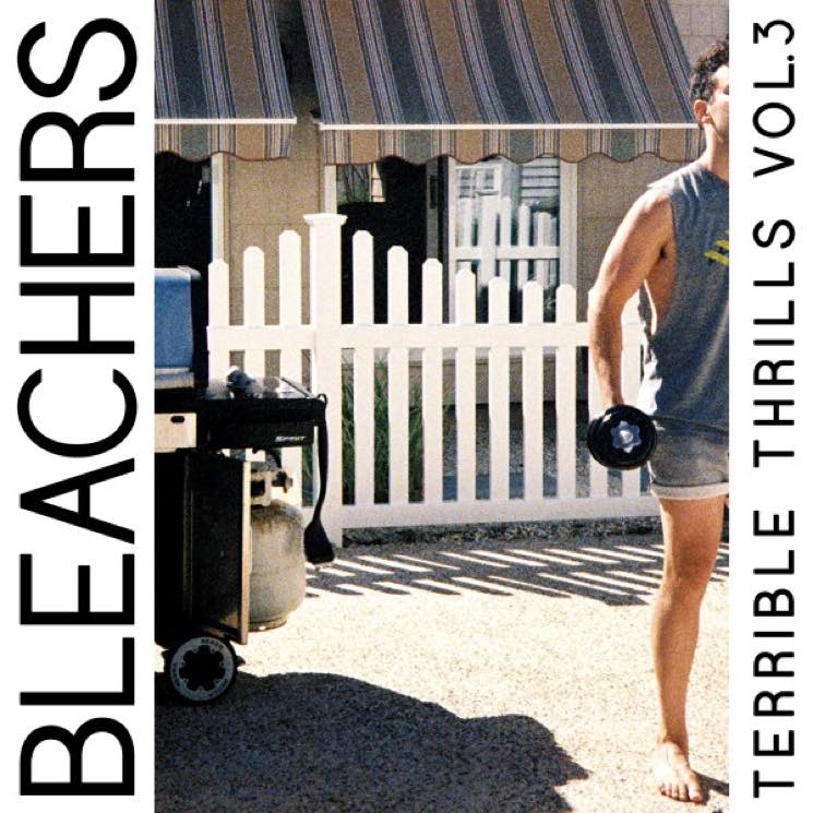 Bleachers Gets Mitski, Julien Baker, Ani DiFranco for 'Terrible Thrills' 7-Inch Series