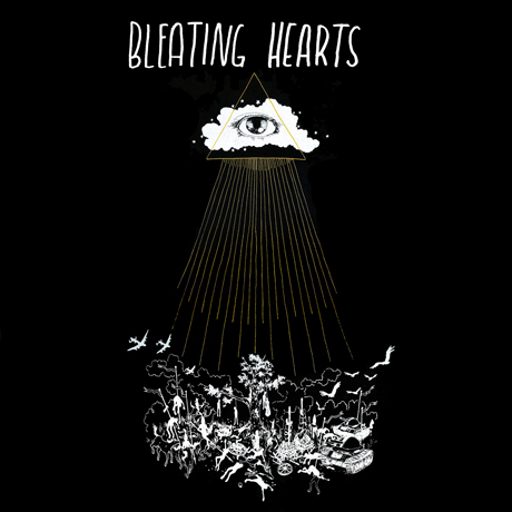 Bleating Hearts 'Bleating Hearts' (album stream)
