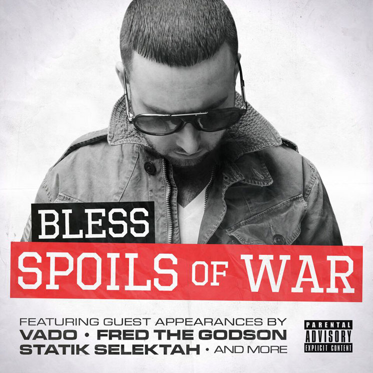 Bless 'Spoils of War' (album stream)
