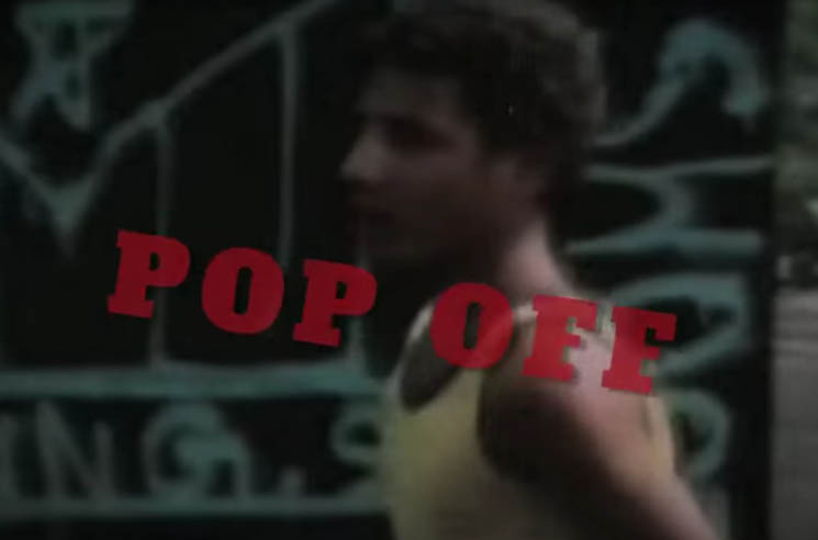 "Bless  ""Pop Off"" (prod. Statik Selektah) (video)"