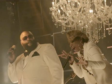 "Mary J. Blige ""Why"" (ft. Rick Ross) (video)"