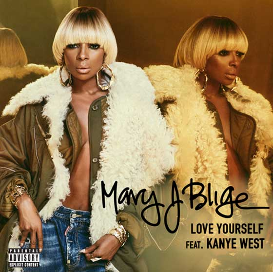 "Hear Mary J. Blige and Kanye West Join Forces on ""Love Yourself"""