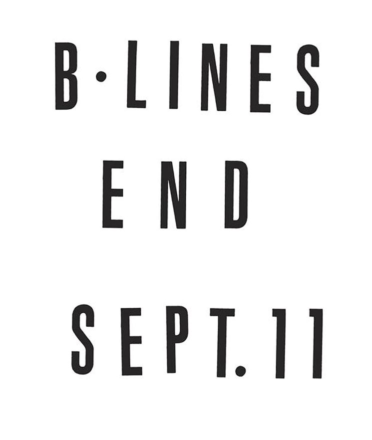 B-Lines Call It Quits