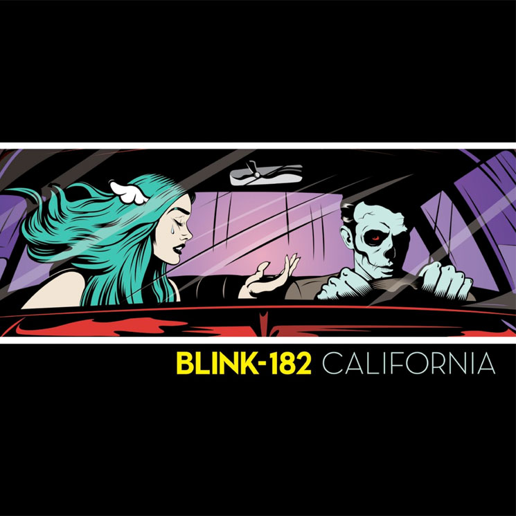 "Blink-182 Detail 'California' Deluxe Edition, Share ""Parking Lot"" Lyric Video"