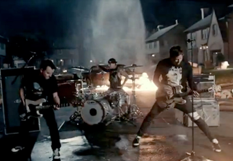 Blink-182 'Up All Night' (video)