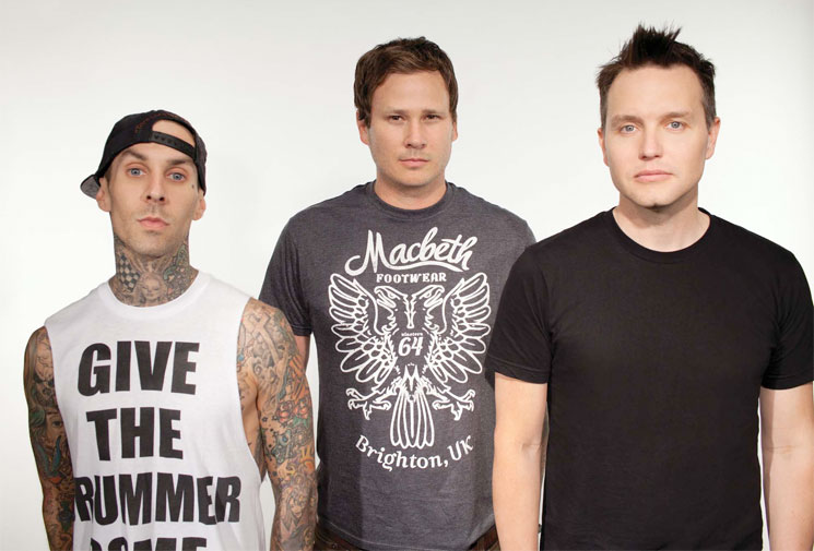 "Tom DeLonge Issues New Statement about Blink-182:  ""We DO Have a Future Together If We Want It"""