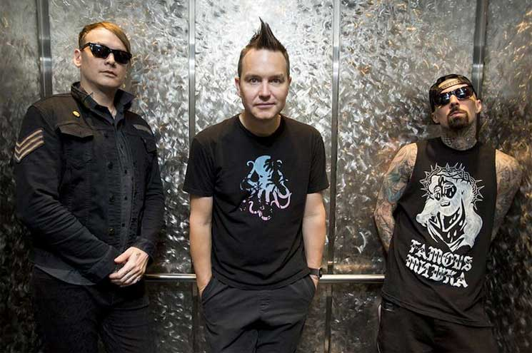 "Mark Hoppus Opens Up About Blink-182's ""More Aggressive"" and ""Darker"" New Album"